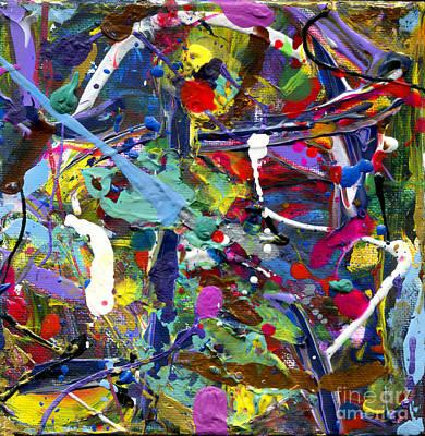 30 Abstraction Original by Elizabeth Greene