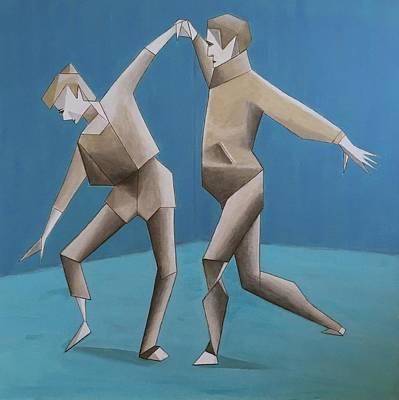 Painting - Untitled by Tamara Savchenko