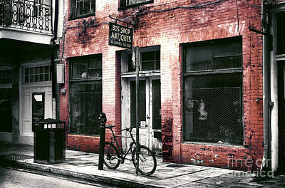 Photograph - 305 Antique Shop Fusion by John Rizzuto