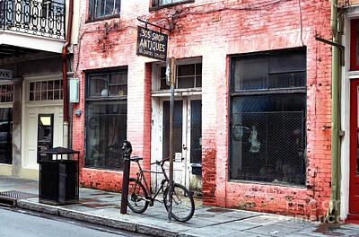 Photograph - 305 Antiques Shop by John Rizzuto