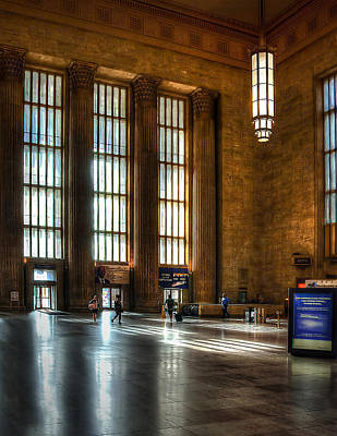 30th Street Station Art Print