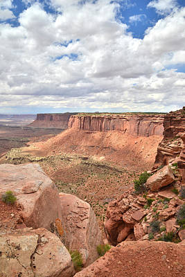 Photograph - Canyonlands by Ray Mathis