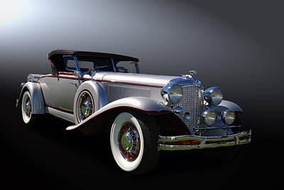 31 Chrysler Imperial Art Print by Bill Dutting