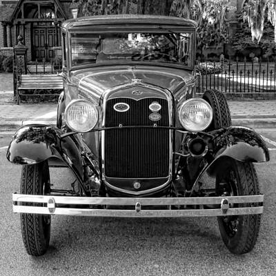 Photograph - '31 Ford Model A by Victor Montgomery