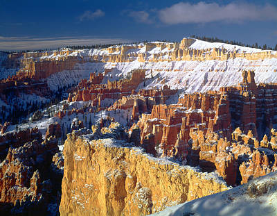 Photograph - 312526 Bryce Canyon In Winter by Ed Cooper Photography