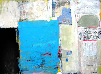 Painting - 3.1416 by Diane Desrochers