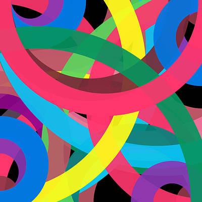 Drawing - 317811 - Phi Word Circle by REVAD David Riley