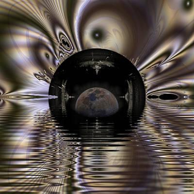 319 Digital Art - 319 Grammes Of My Dreams. by Tautvydas Davainis