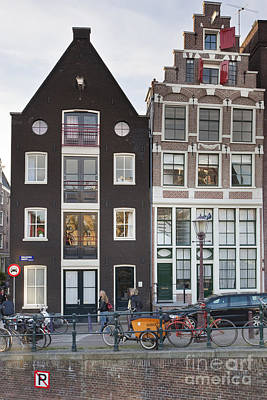 Amsterdam Art Print by Andre Goncalves