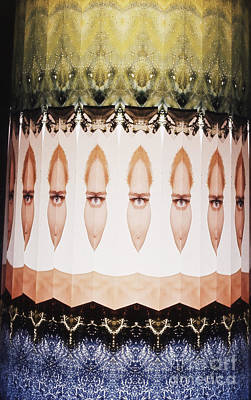 Photograph - Kaleidoscope by Bill Longcore