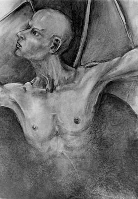 Drawing - ... by Mariusz Zawadzki