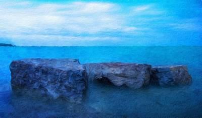 Landscape Painting - Oil Painting Landscape Pictures by Margaret J Rocha