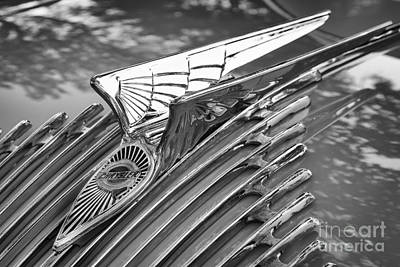 Chrysler Airflow Photograph - '34 Airflow by Dennis Hedberg