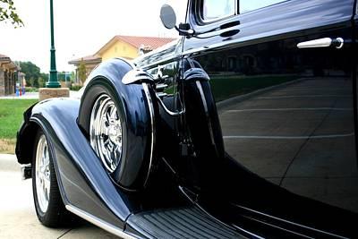 Photograph - 34 Buick - Stylin' by David Dunham