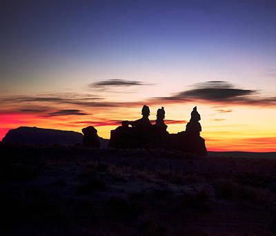 Photograph - Goblin Valley by Mark Smith