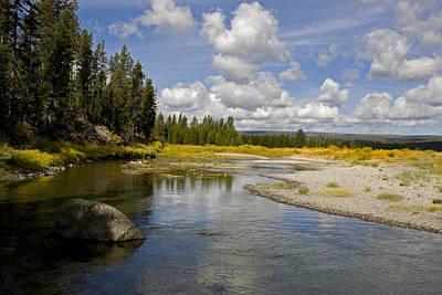 Photograph - Grand Teton National Park by Mark Smith