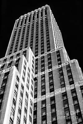 Photograph - 34th Street Rising by John Rizzuto