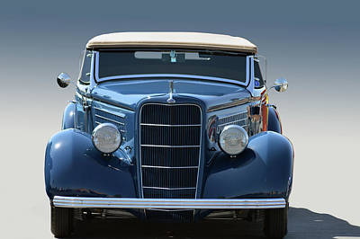 Photograph - 35 Ford C V Coupe by Bill Dutting