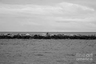 Photograph - 35- Jetty Journey by Joseph Keane