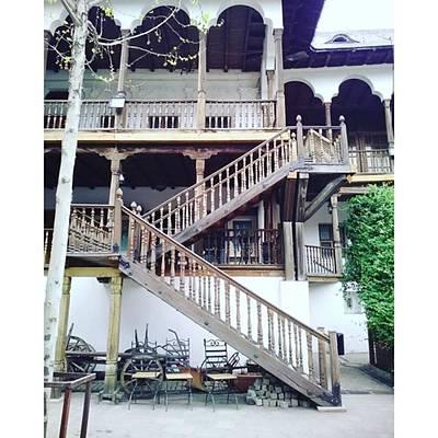 1808 Manuc Inn Bucharest Original