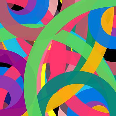 Drawing - 3524578 - Phi Word Circle by REVAD David Riley