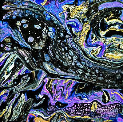 Painting - #355 by Expressionistart studio Priscilla Batzell