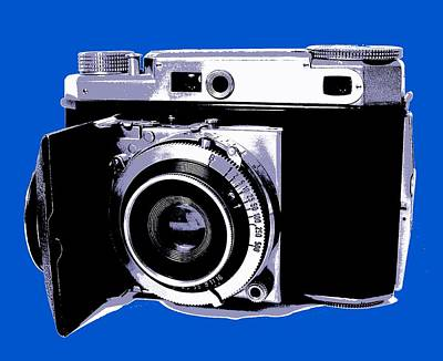 35mm Camera Art Print