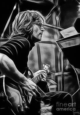 John Mixed Media - John Lennon Collection by Marvin Blaine