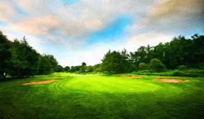 Bob Ross Painting - Nature Landscape Pictures by Margaret J Rocha