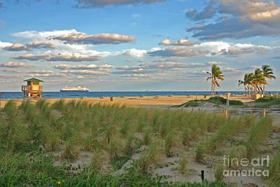 Photograph - 37- Singer Island Serenity by Joseph Keane