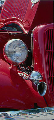 Photograph - 38 Ford by Gary Brandes
