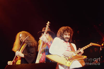 Photograph - 38 Special - Cow Palace Sf 3-15-80 by Daniel Larsen
