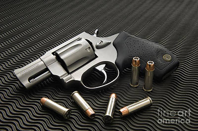 Speer Photograph - .38 Special - D008149 by Daniel Dempster