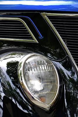 Photograph - 37 Ford by Dean Ferreira