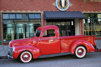 Photograph - 41 Ford Pickup by Bill Dutting