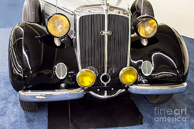 Photograph - 39 Horch 930v Phaeton by Steven Parker