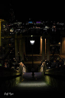 Photograph - 39 Steps by Geoff Payne