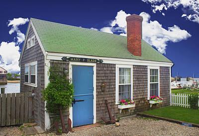 Photograph - 3d House - Architecture Series 04 by Carlos Diaz