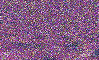 3d Image Stereogram Art Print