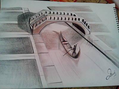 3d Landscape. Original by Nikunj Mory