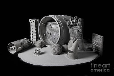 3d Printing, Additive Manufacturing Art Print by Science Source