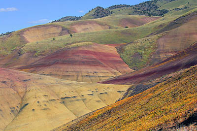 Photograph - 3da5748 Painted Hills Unit by Ed Cooper Photography