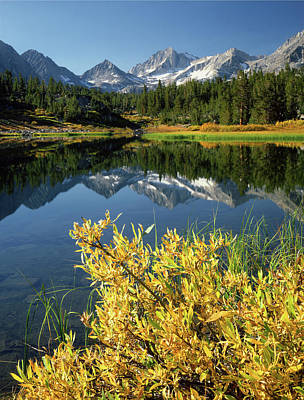 Photograph - 3m6369 Bear Creek Spire Reflect by Ed Cooper Photography