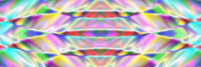 Digital Art - 3x1 Abstract 916 by Rolf Bertram