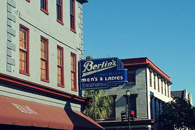 Photograph - Berlin's Charleston by Laurie Perry