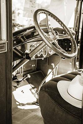 Photograph - 1924 Buick Duchess Antique Vintage Photograph Fine Art Prints 114 by M K Miller