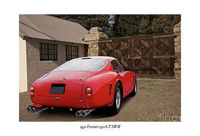 Giuseppe Cristiano - 1961 Ferrari 250 GT SWB by Dave Koontz