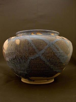 Wheelthrown Ceramic Art - Vase by Alan Millican