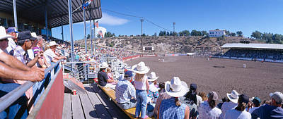 75th Ellensburg Rodeo, Labor Day Art Print by Panoramic Images