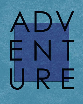 Adventure Mixed Media - Adventure by Studio Grafiikka